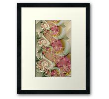 Exquisite Sepia Image 3 + Parameter Framed Print