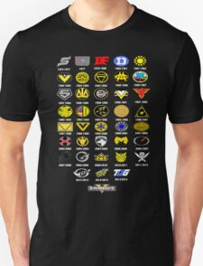 Super Sentai 38th Anniversary T-Shirt