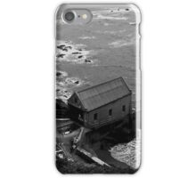 Old Lizard Lifeboat Station iPhone Case/Skin