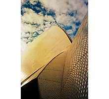 Opera House and stippled sky #1 Photographic Print