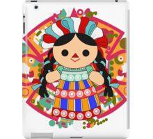 Maria 6 (Mexican Doll) iPad Case/Skin