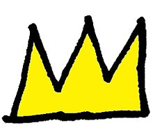 Keith Haring Crown by m1jkey
