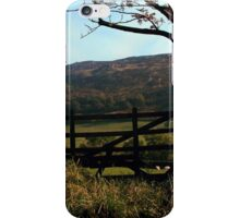 Simon's Seat, Yorkshire Dales iPhone Case/Skin
