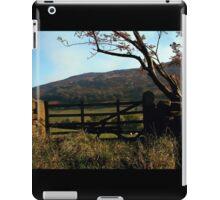 Simon's Seat, Yorkshire Dales iPad Case/Skin
