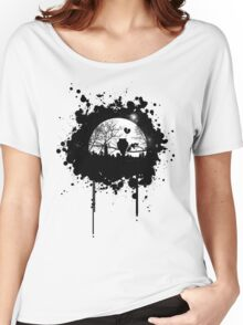Lonely City Women's Relaxed Fit T-Shirt