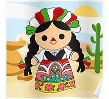 Maria 1 (Mexican Doll) Poster