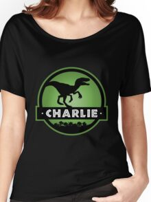 Velociraptor Charlie Squad Women's Relaxed Fit T-Shirt