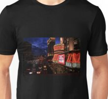Vegas Sleeping Unisex T-Shirt
