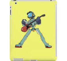 FLCL Music Band iPad Case/Skin