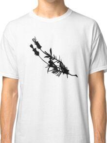 silhouette lavender Classic T-Shirt