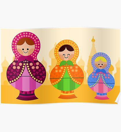 Matrioskas 2 (Russian dolls 2) Poster