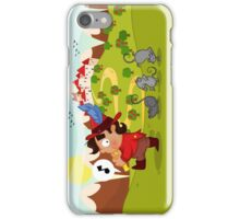 The Pied Piper of Hamelin iPhone Case/Skin