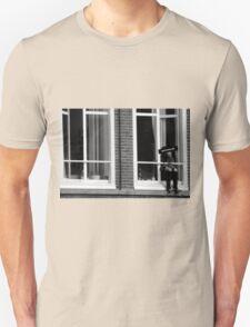 Amsterdam smoky windows Unisex T-Shirt