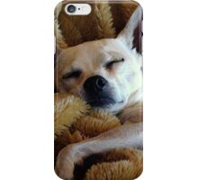 Skinny And His Blankie iPhone Case/Skin