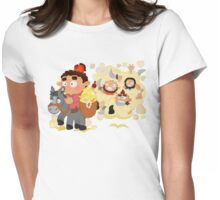 Ali Baba and the 40 thieves (Arabian nights) Womens Fitted T-Shirt