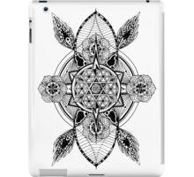 Mandala Shield Protection iPad Case/Skin