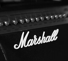 Marshall Amp by imaleaf