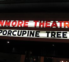 Porcupine Tree - Enmore Theatre 2010 by William Southers