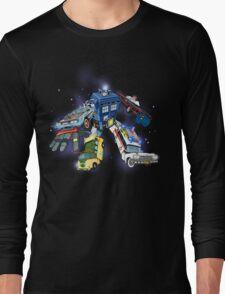 Defender of the Nerdverse Long Sleeve T-Shirt