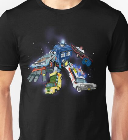 Defender of the Nerdverse Unisex T-Shirt