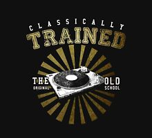 Classically Trained DJ's Turntable  Unisex T-Shirt