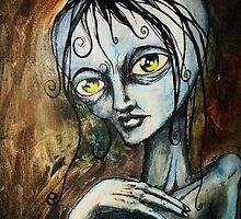 Feeling Blue by PwdreSer