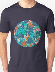 Brazil Hip Hop Pattern by Pepe Psyche T-Shirt