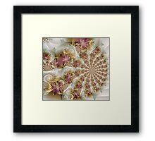Exquisite Sepia Image 3 Zoom + Parameter Framed Print