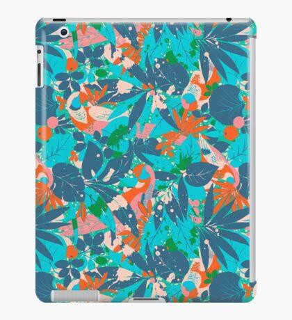 Brazil Hip Hop Pattern by Pepe Psyche iPad Case/Skin
