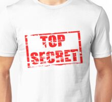 Top secret Unisex T-Shirt
