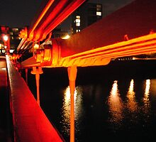 Clyde Bridge, Glasgow by celticspring
