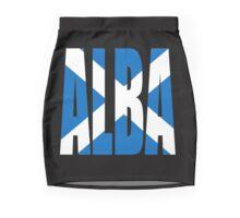Alba (Scotland) and Scots flag Mini Skirt