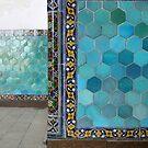 Bukhara Blue (1) by Marjolein Katsma