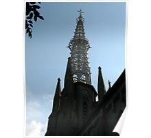 Catholic Church in Jakarta Poster