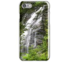 Triplet Falls Great Otway NP iPhone Case/Skin