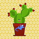 my dear cactus by alapapaju