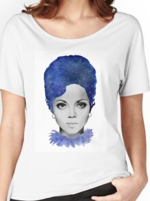 Diana Ross Women's Relaxed Fit T-Shirt