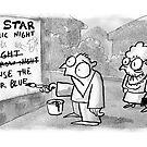Psychic Cartoon by Matt Bissett-Johnson