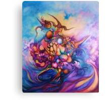 The Discovery Canvas Print