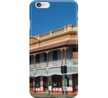 Francis Hotel, Maryborough, Qld Australia iPhone Case/Skin
