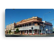 Francis Hotel, Maryborough, Qld Australia Canvas Print