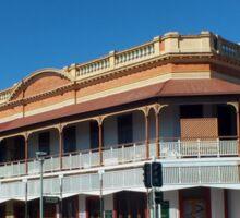 Francis Hotel, Maryborough, Qld Australia Sticker