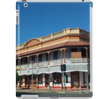 Francis Hotel, Maryborough, Qld Australia iPad Case/Skin