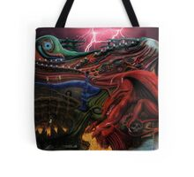 Prince of Disaster Tote Bag