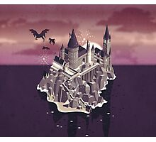 Hogwarts series (year 5: the Order of the Phoenix) Photographic Print