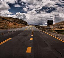 Which way.. by John Vandeven