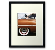 Brown Beauty Framed Print