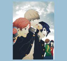 Persona 4 by shinichick39