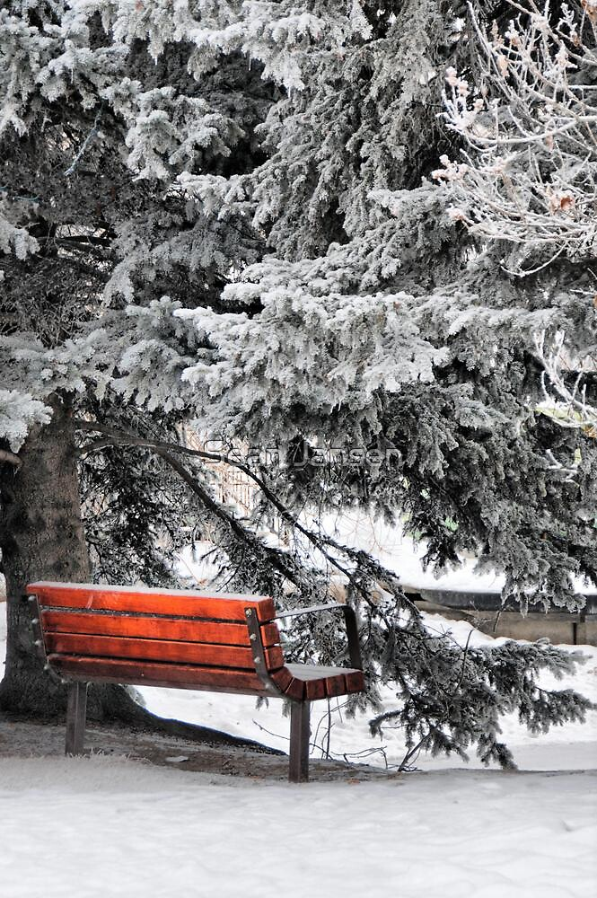 Frosty Delight by Sean Jansen