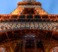 Eiffel Tower 5 Sticker